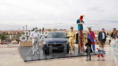 صورة كيان إيجيبت تطلق سيارتها OCTAVIA A8 2021 الجديدة كليًا في احتفالية كبرى