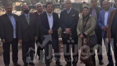 صورة جمعية مستثمري مرسى علم تبحث تأثيرات كورونا على السياحة