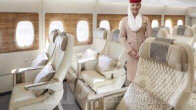 صورة طيران الإمارات ترتقي بتجربة طائرةA380إلى آفاق جديدة