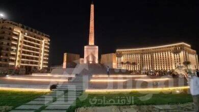 صورة شركة مصر للصوت والضوء تبدأ بالتجهيز لأعمال إضاءة باقي ميادين القاهرة الخديوية