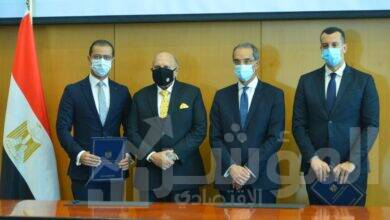 صورة فودافون مصر تدشن مرحلة جديدة في تطوير خدمات المحمول بحصولها على ترددات جديدة بقيمة ٥٤٠ مليون دولار