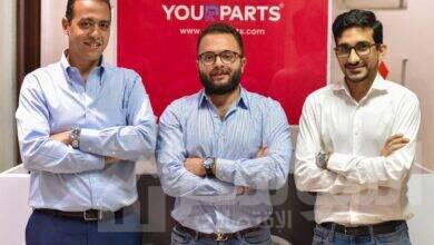 """صورة """"يور بارتس"""" أول منصة رقمية لبيع قطع غيار السيارات في مصر"""