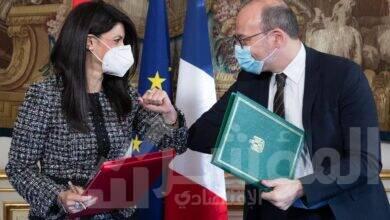 صورة وزارة التعاون الدولي تعلن تفاصيل محفظة التعاون التنموي الجارية بين مصر وفرنسا بقيمة مليار يورو (جراف)