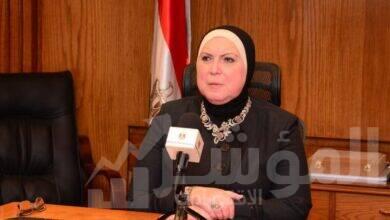 صورة وزيرة التجارة والصناعة تشارك في فعاليات منتدى الاعمال المصري الزامبي