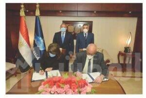 البنك الأهلي المصري يفتتح فرعا جديدا بهيئة قناة السويس بالإسماعيلية