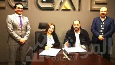 صورة إطلاق دوليبات للسيارات الكهربائية لعلامتها في مصر بالتعاون مع بوابة مصر الرقمية EG GATE