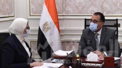صورة رئيس الوزراء يستعرض تقريرين بشأن مستشفيي زفتى بمحافظة الغربية والحسينية المركزي بمحافظة الشرقية