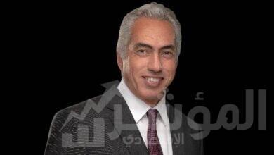 صورة عمرو السنباطي مطمئناً السكان : لا تهجير لأهالي عزبة الهجانة و حوار مجتمعي لاختيار اسم بديل