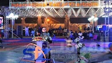 صورة وزيرة التجارة والصناعة تشارك فى إفتتاح فعاليات الدورة الـ 38لمعرض الخرطوم الدولي