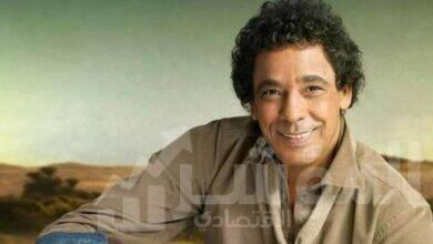 """صورة بالفيديو : الكينج يوجه رسالة حب لبحر أبو جريشة بـ """"فينك يا حبيبي"""""""