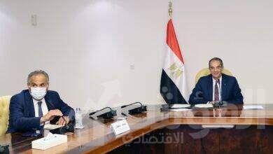 """صورة """" شاكر """" و """" طلعت """"  يوقعان بروتوكول تعاون لتطوير أداء نظم تكنولوجيا المعلومات بقطاع الكهرباء وإتاحة خدمات الكهرباء على منصة مصر الرقمية"""