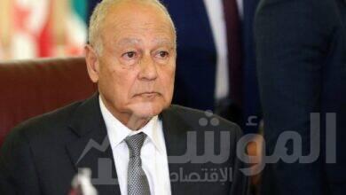 """صورة مصر تعيد ترشيح """" أبو الغيط """"  أميناً عاماً لجامعة الدول العربية لفترة ثانية"""