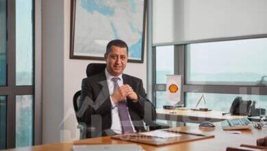 صورة توقيع اتفاقية بترولية جديدة في البحر الاحمر بين شركة شل مصر ووزارة البترول