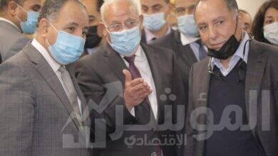 صورة وزير المالية : المشروعات التنموية تُغَّير وجه الحياة فى مصر