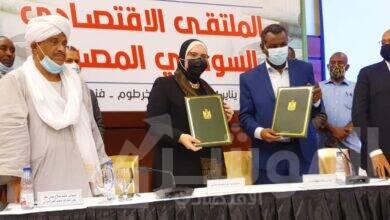 صورة تعاون بين مصر و السودان للنهوض بقطاع المشروعات الصغيرة و التراثية