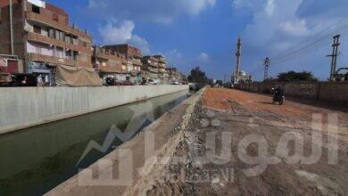 صورة توقيع ملحق لبروتوكول التعاون بين محافظة القليوبية ونستله للمياه مصر لتمويل مشروعات تنمية