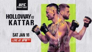 صورة أبوظبي للإعلام تعلن عن توفير محتوى UFC Arabia عبر خدمة STARZPLAY
