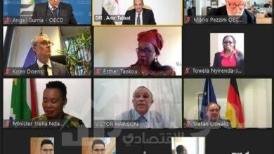 صورة وزير الاتصالات  يؤكد على أهمية تعميق التعاون الإقليمى والقارى لتحقيق التحول الرقمى فى أفريقيا