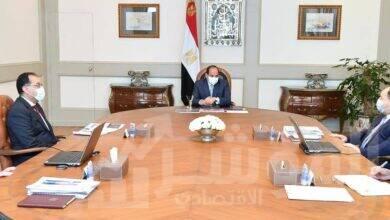 صورة الرئيس يوجه بقيام صندوق تحيا مصر بدعم توفير لقاح كورونا للفئات المستحقة ذات الأولوية المتقدمة