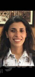 الأستاذة رنا بدوي وكيل محافظ - قطاع التعليمات الرقابية الرقابة والاشراف البنك المركزي المصري