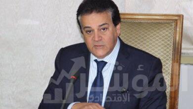 صورة وزير التعليم العالى يبعث رسالة طمأنة للطلاب
