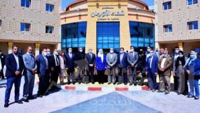 صورة بنك مصر يساهم ب 300 مليون جنيه ويفتتح مستشفى شفا الاورمان لعلاج أورام الأطفال بالمجان بالأقصر