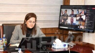 صورة وزيرة التخطيط: 7 مارس صرف الدفعة الأخيرة من المنحة الرئاسية للعمالة غير المنتظمة
