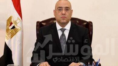 """صورة وزير الإسكان: 85% نسبة تنفيذ 4340 وحدة سكنية بـ""""الإسكان الاجتماعي"""" بمدينة بورسعيد الجديدة """"سلام """""""