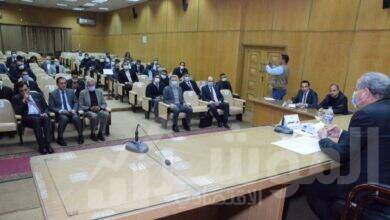 صورة وزير التموين: معارض اهلا رمضان سوف تنتشر بالمحافظات والسلاسل التجارية