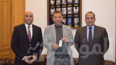 صورة غرفة القاهرة تطلق اول ايصال للتحصيل الممكن علي مستوي الجمهورية