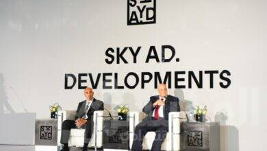 """صورة """"سكاي أبو ظبي"""" عملاق إماراتي جديد يقتحم القطاع العقاري المصري باستثمارات 15 مليارات جنيه خلال سنتين"""