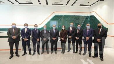 صورة البنك الأهلي المصري يطلق النموذج الجديد لفروعه انطلاقا من كايروفيستيفال سيتى