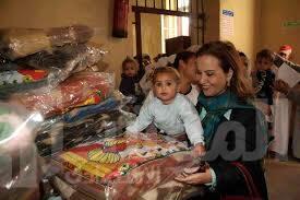 """صورة """"رعاية أطفال السجينات """" تنظم ورش متخصصة حول حقوق الطفل والتطريز اليدوي"""