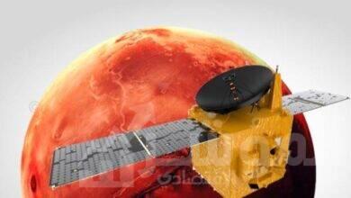 صورة يومان يفصلان العرب عن الوصول إلى المريخ بقيادة دولة الإمارات