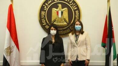 صورة وزارة التعاون الدولي تطلق الاجتماعات التحضيرية على المستوى الوزاري للإعداد للجنة العليا المصرية الأردنية المشتركة التاسعة والعشرين