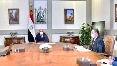 صورة السيسي يتابع تنفيذ خطط ومشروعات وزارة الشباب والرياضة على مستوى الجمهورية