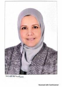 رشا عبد العال معاون رئيس مصلحة الضرائب المصرية