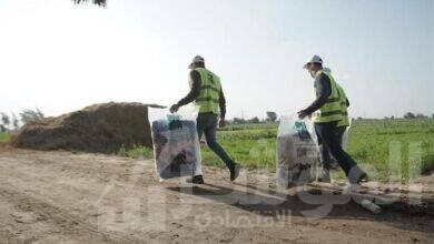 """صورة سلوانا دايموند العالمية تدعم """" حملة شتاء مصر الخير لتوزيع 1000 بطانية علي الفئات الاكثر استحقاقًا"""