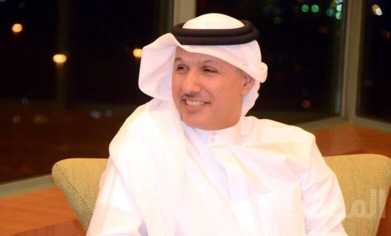 المستثمر الكويتى عبدالله أحمد الشاهين