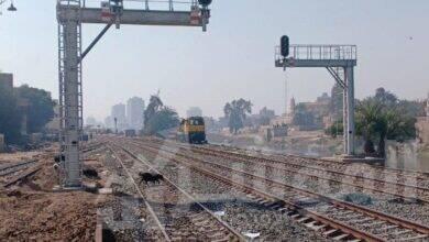 صورة الستوم تعلن بدء التشغيل التجاري لقطاع ديروط كجزء من خط سكك حديد بني سويف-أسيوط