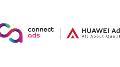 صورة منصة إعلانات هواوي HUAWEI Ads تختار كونكت أدز Connect Ads شريكًا مميزًا