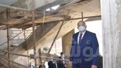 صورة الخشت: استكمال مستشفى ثابت ثابت الجامعي بعد توجيه الرئيس بتخصيص 500 مليون جنيه
