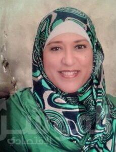 مها علي رئيس وحدة الإعلام مكتب رئيس مصلحة الضرائب