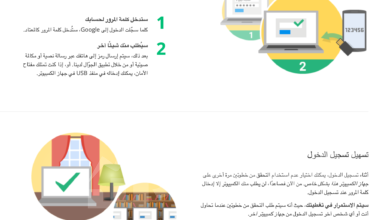 صورة Google تدعو مستخدمي الإنترنت في منطقة الشرق الأوسط وشمال أفريقيا للتحقق من إعدادات الخصوصية