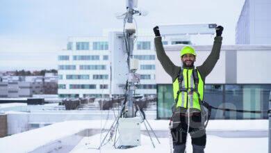 صورة إريكسون تسرّع إطلاق شبكات الجيل الخامس في النطاق المتوسط عبر تقنيةMassive MIMO