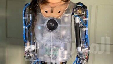 """صورة """"أرت دي إيجيبت """" تستضيف مطوري أول روبوت في المجال الفني"""