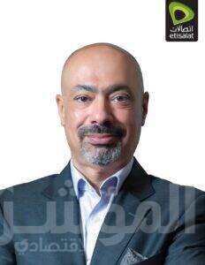 """المهندس حاتم دويدار، الرئيس التنفيذي لـ """"مجموعة اتصالات"""""""