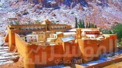صورة شاهد.. مستشار دير سانت كاترين يكشف سبب اغلاق الدير وموعد عودة نشاطه من جديد
