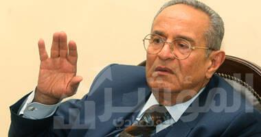 """صورة """" أبو شقة """" يعلن اسماء العشرة المفصولون من حزب الوفد"""