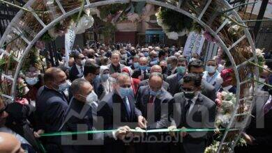 صورة البنك الأهلي المصري يفتتح فرعه بمركز شباب البداري بأسيوط